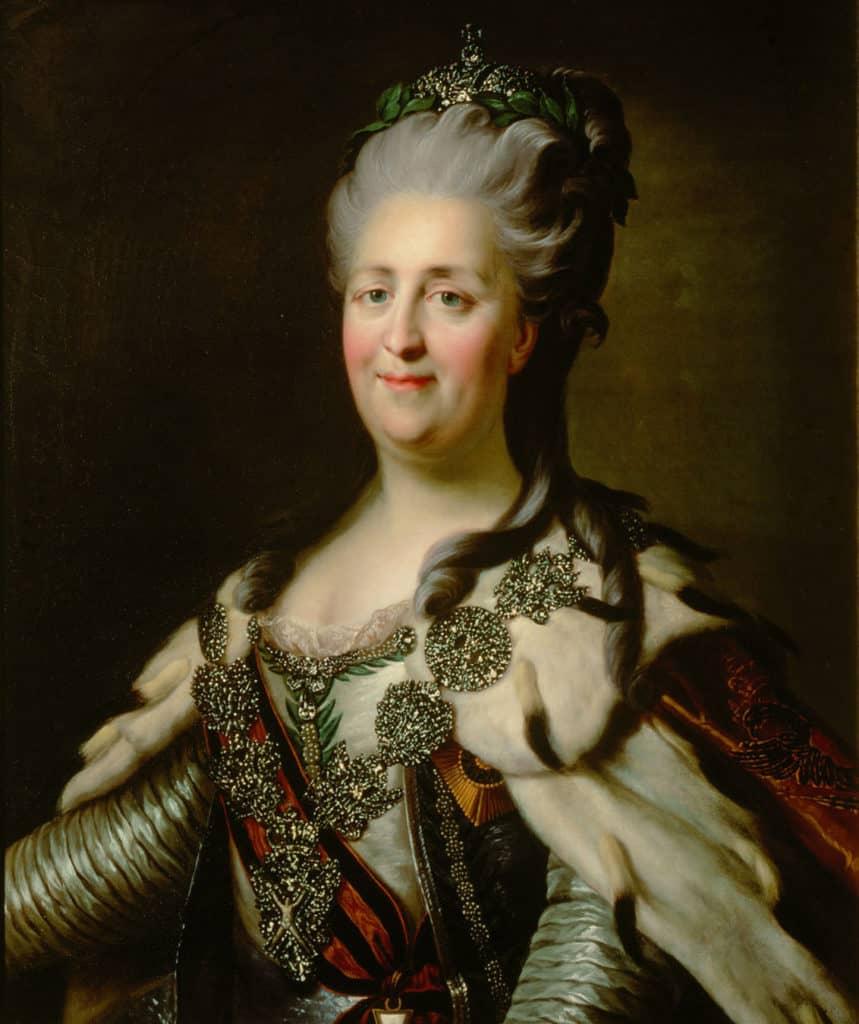 Zarin Katharina II. von Russland