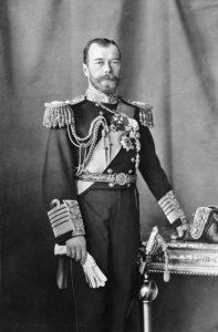 Nikolaus II. (um 1909)
